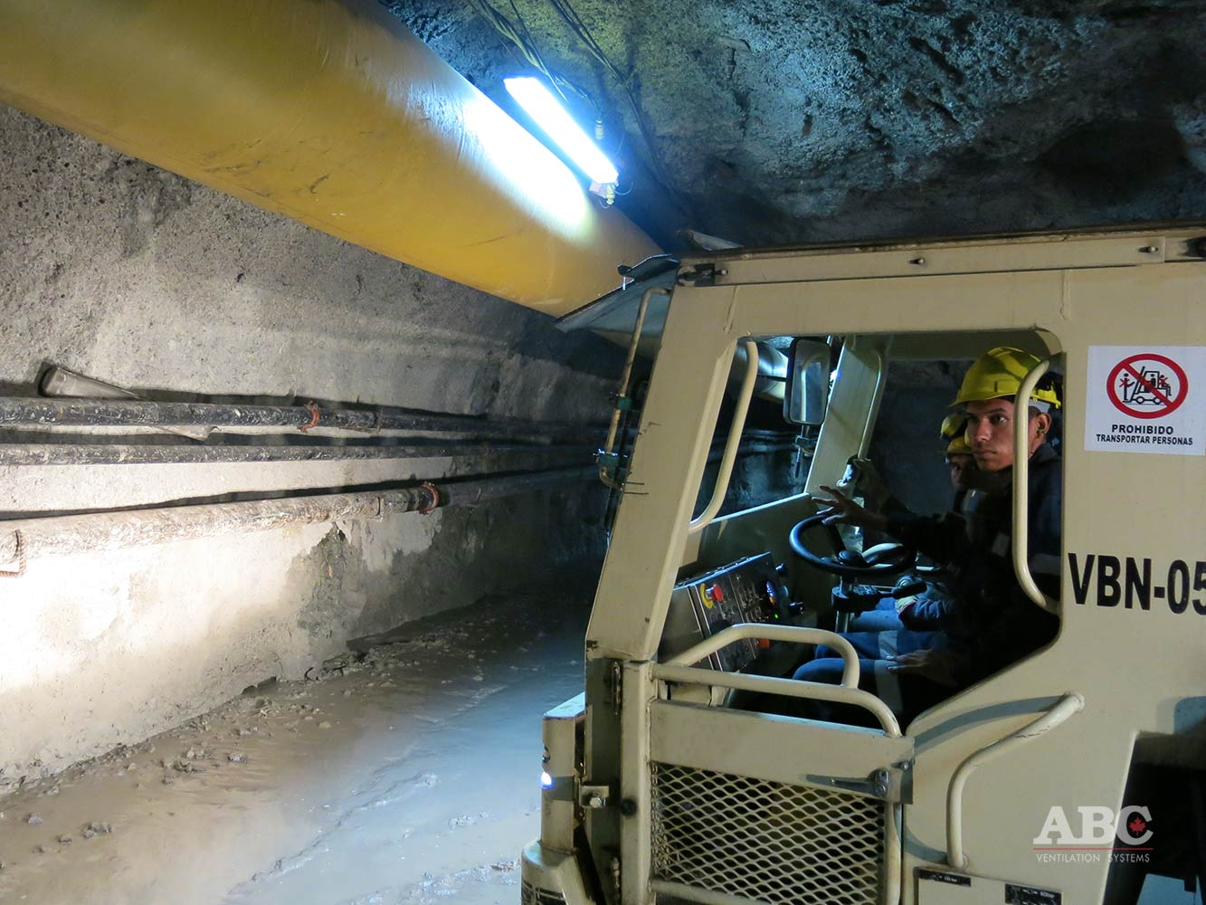 Mine And Tunnel Ventilation Services Abc Ventilation